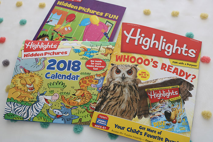 highlights childrens magazine