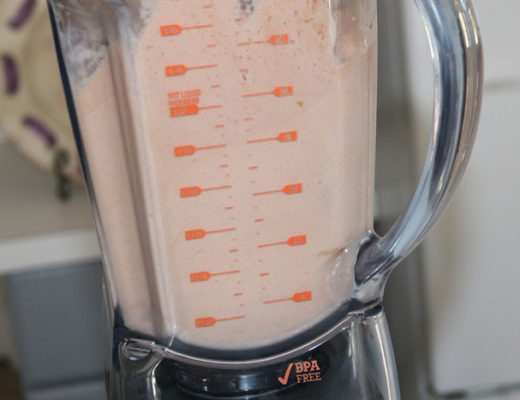 chocolate banana smoothie recipe