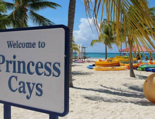 princess cays island
