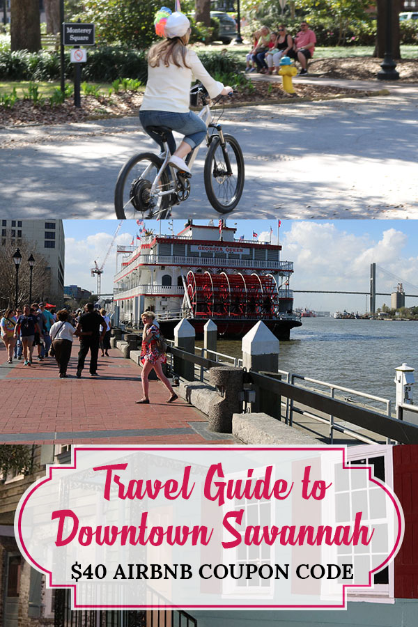 downtown savannah guide