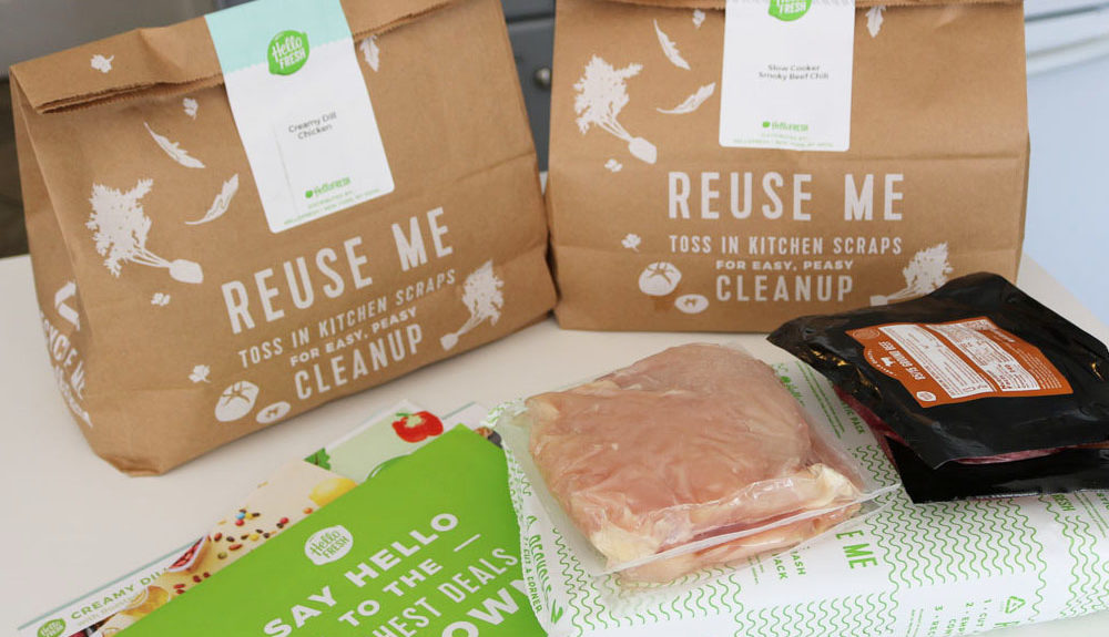 meal delivery service hellofresh