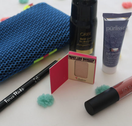 ipsy glam bag review january 2018