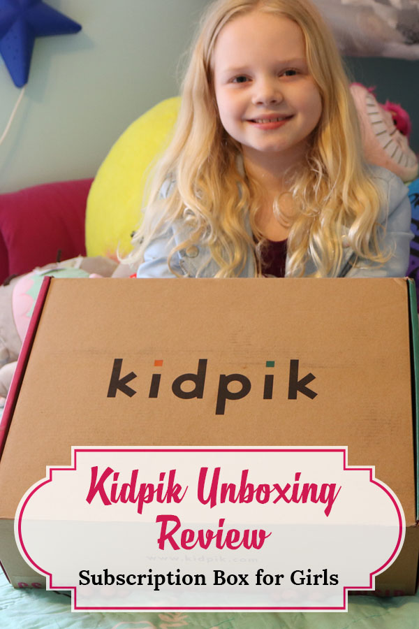 kidpik unboxing review