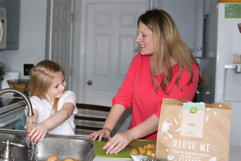 Meal Subscription Box Review For HelloFresh