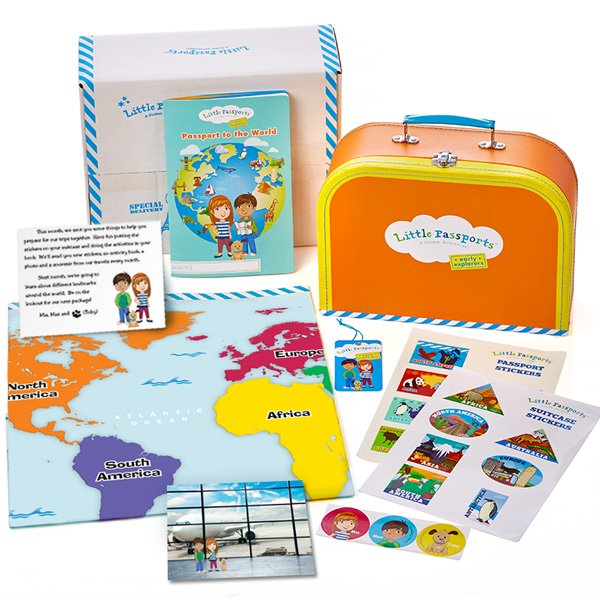 Little Passports Early Explorers Review