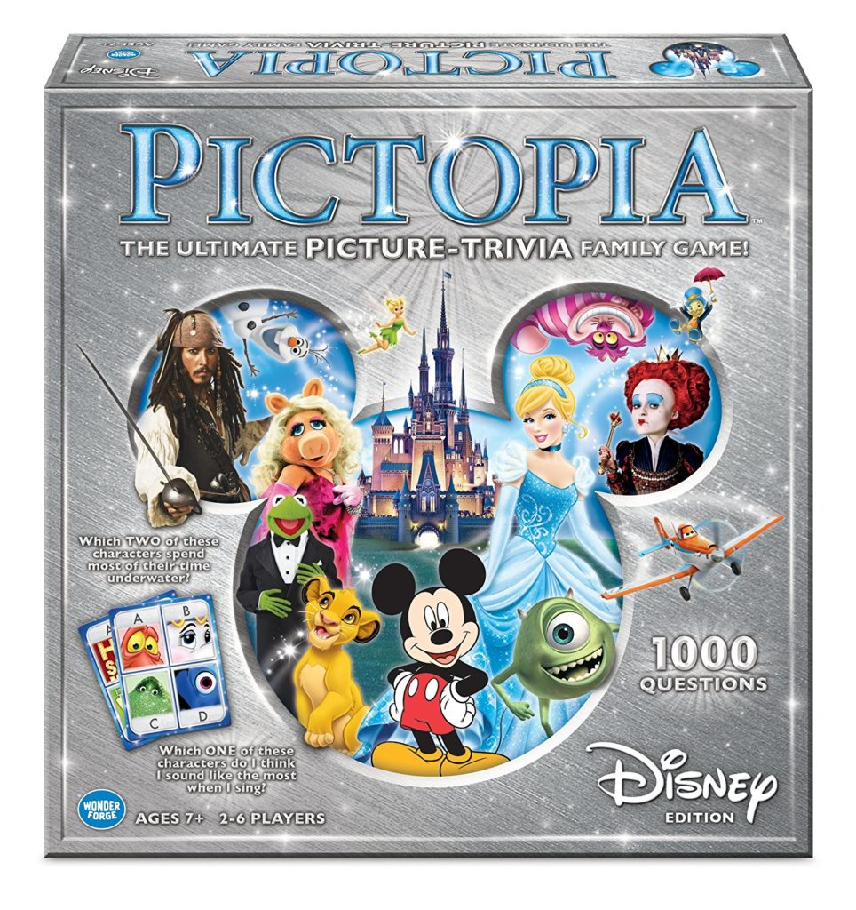 best game for family game night pictopia