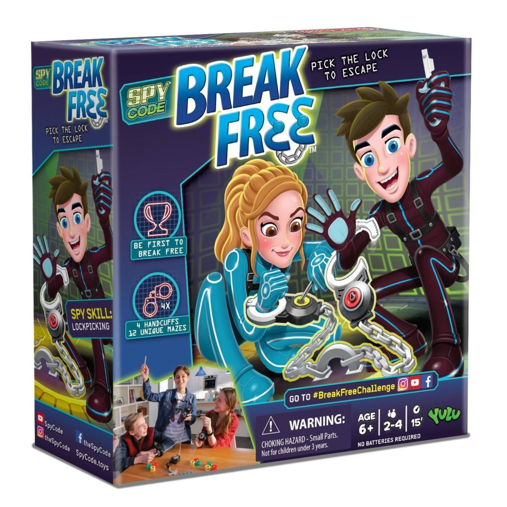 best games for family game night break free