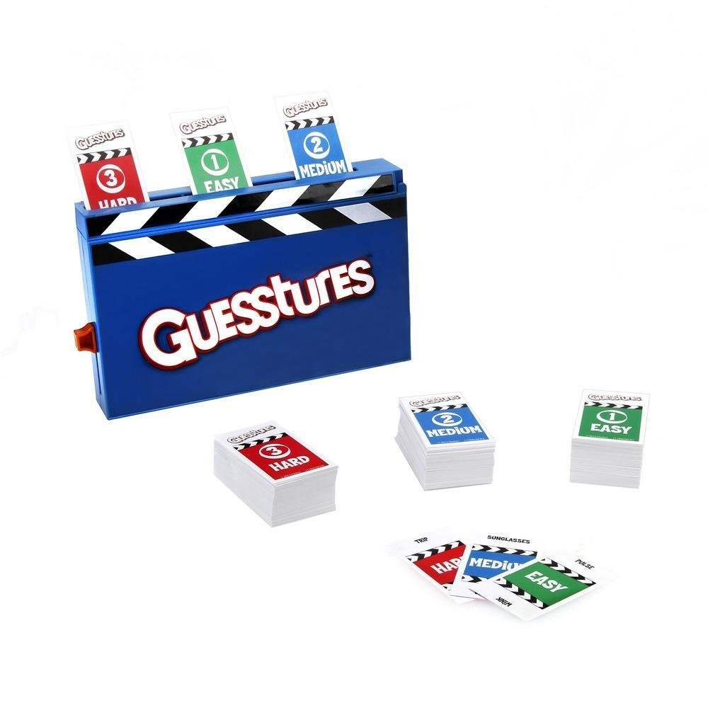 best games for family game night guesstures