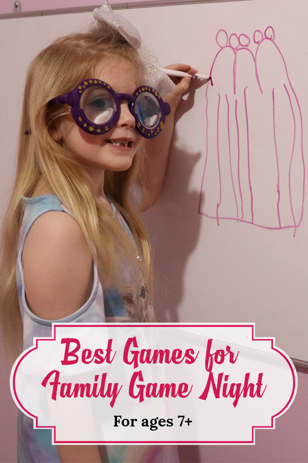 best games for family game night