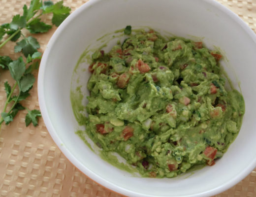 best homemade guacamole recipe cinco de mayo