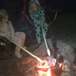 Camping With Kids – How To Make Campfire Eclairs with 3 Ingredients
