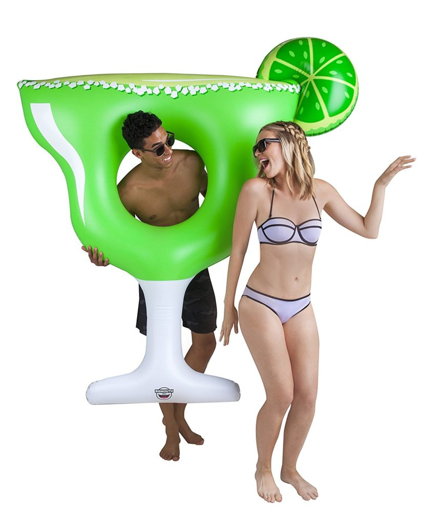 cinco de mayo party ideas margarita pool float