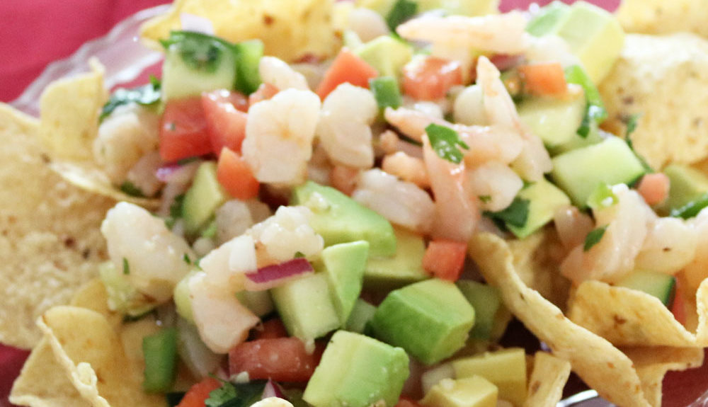 shrimp ceviche recipe cinco de mayo