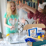 Steve Spangler Science Club Review- How We Made Snow!
