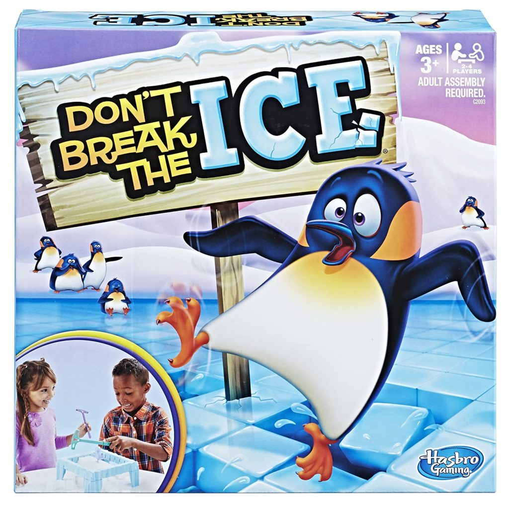 best board games for preschoolers Don't Break the Ice Game
