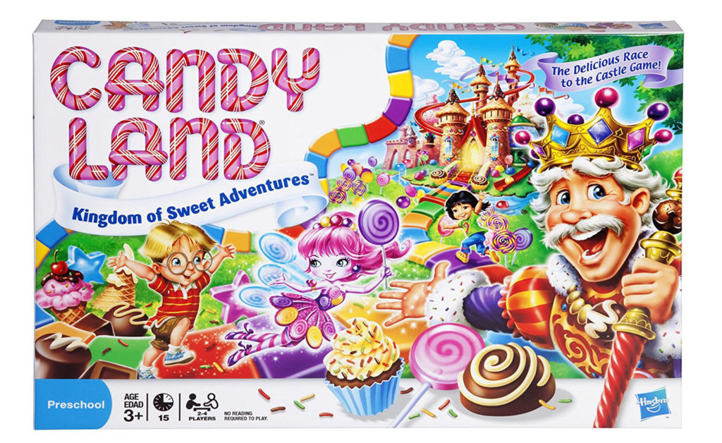 best board games for preschoolers candy land the world of sweets game
