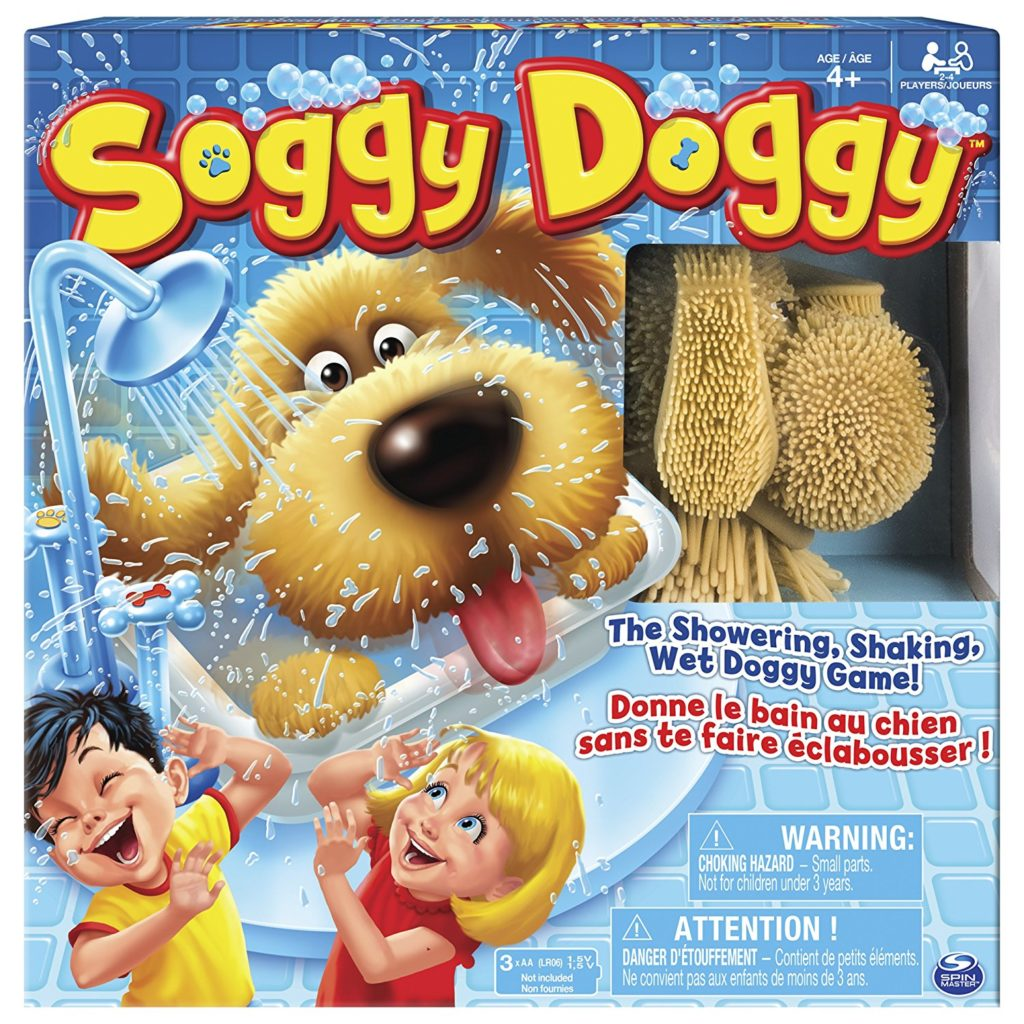 best board games for preschoolers soggy doggy