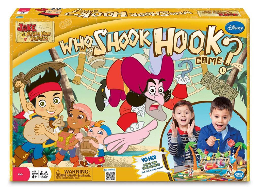 best board games for preschoolers who shook hook