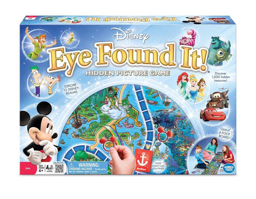 best board games for preschoolers world of disney eye found it board game
