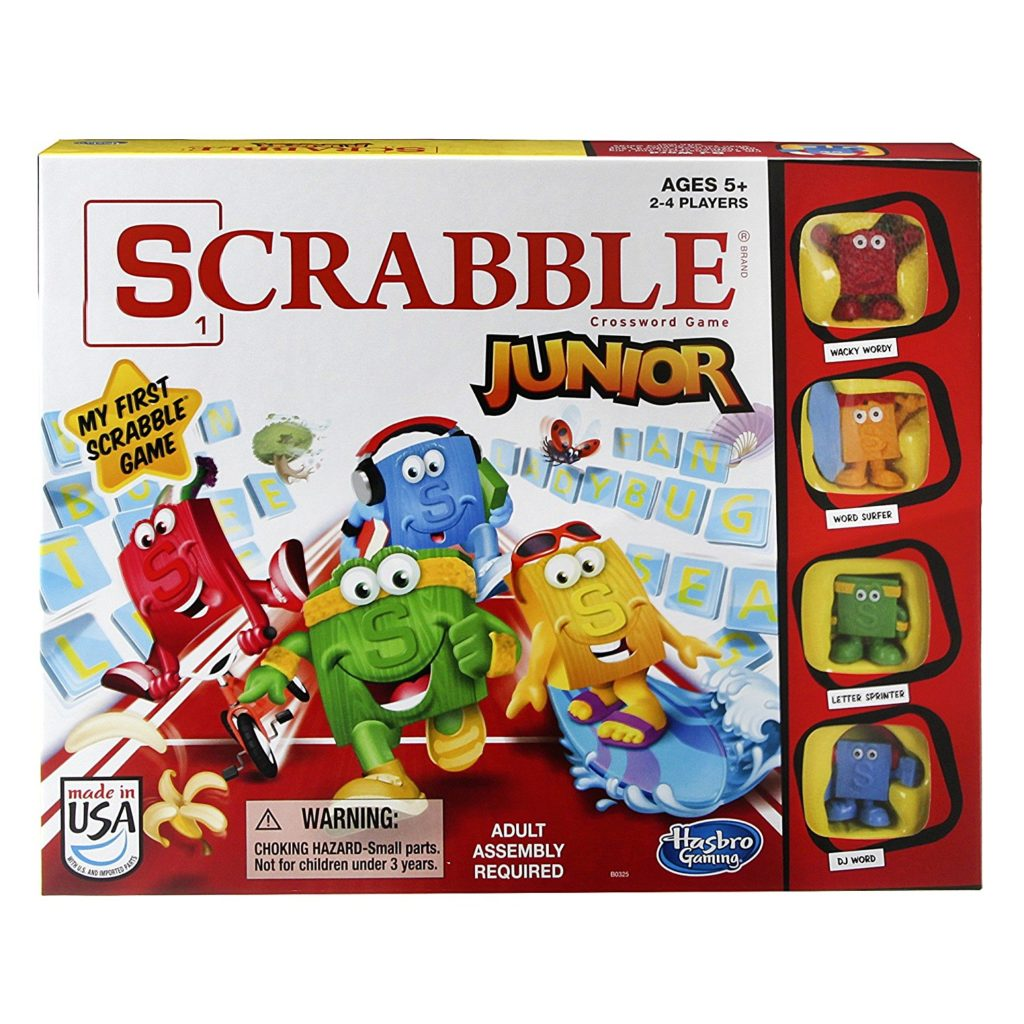 best games for preschoolers scrabble junior