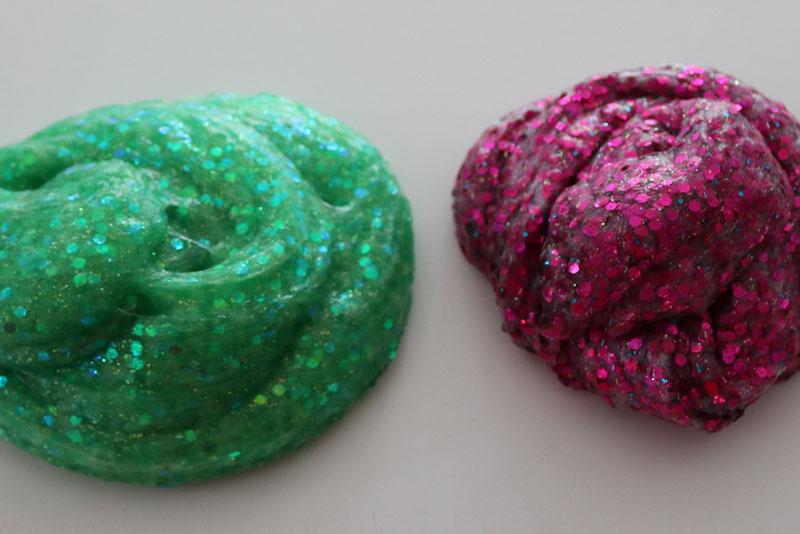 how to make mermaid slime