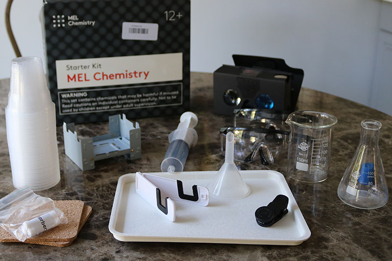 mel chemistry subscription box