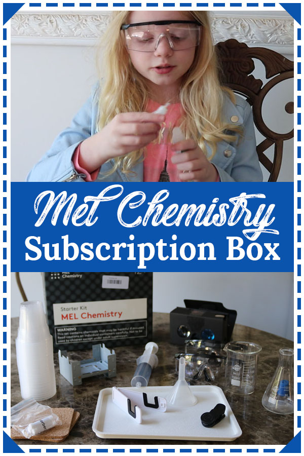mel chemistry subscription box review