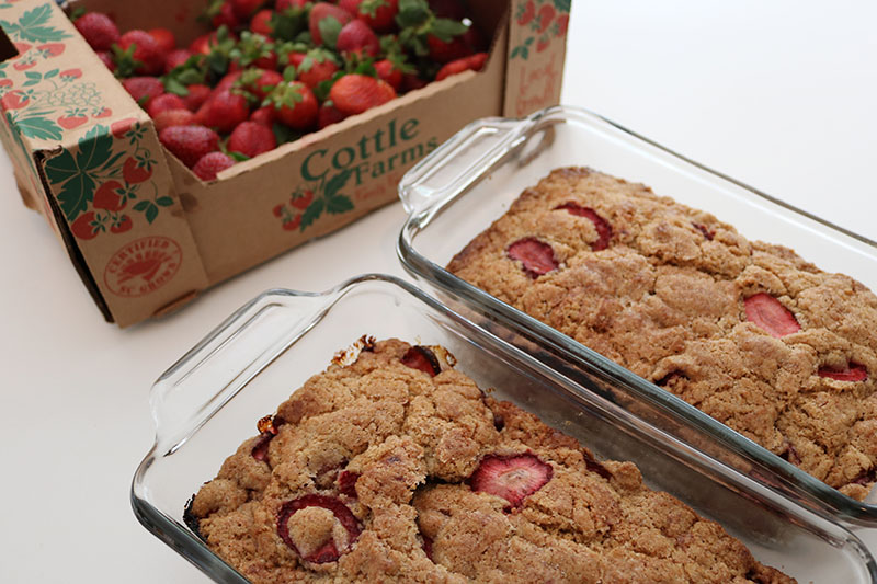 strawberry bread recipe teacher appreciation week