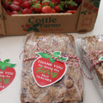 Strawberry Bread Recipe – Teacher Appreciation Week & Printable