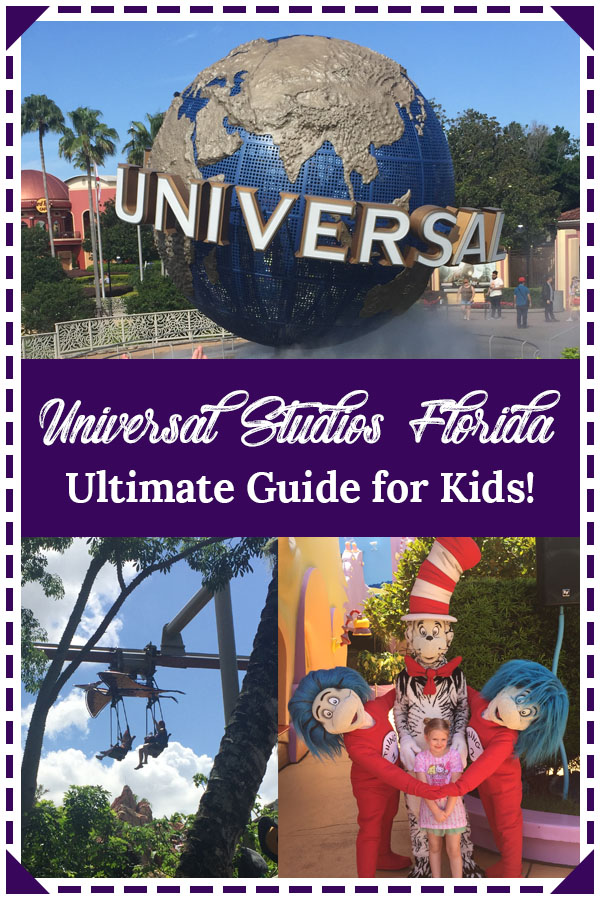 universal studios florida travel guide with kids
