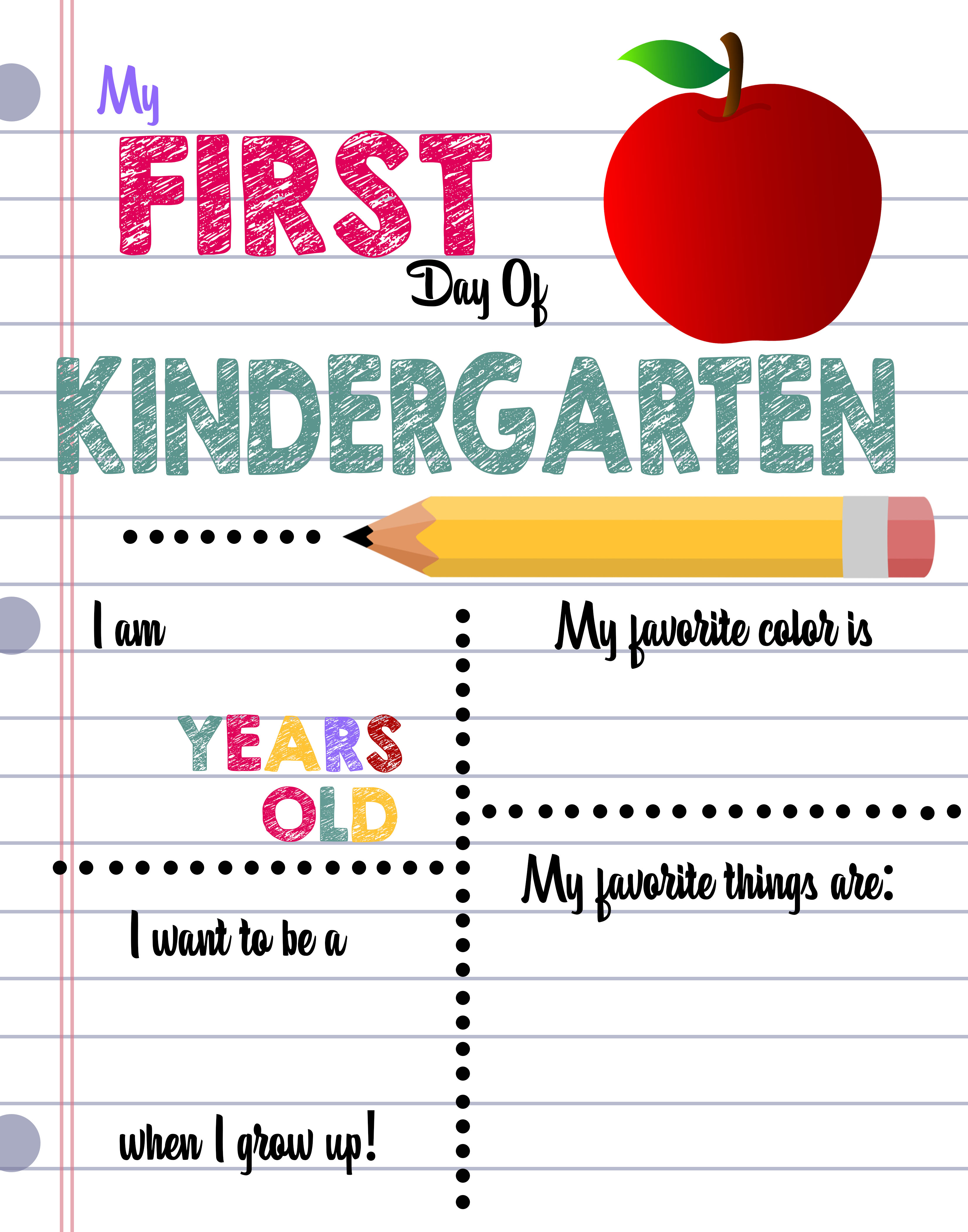 graphic regarding First Day of 1st Grade Printable Sign known as Very first Working day of Higher education Printable Indication Personalized Print Outs - Fast paced