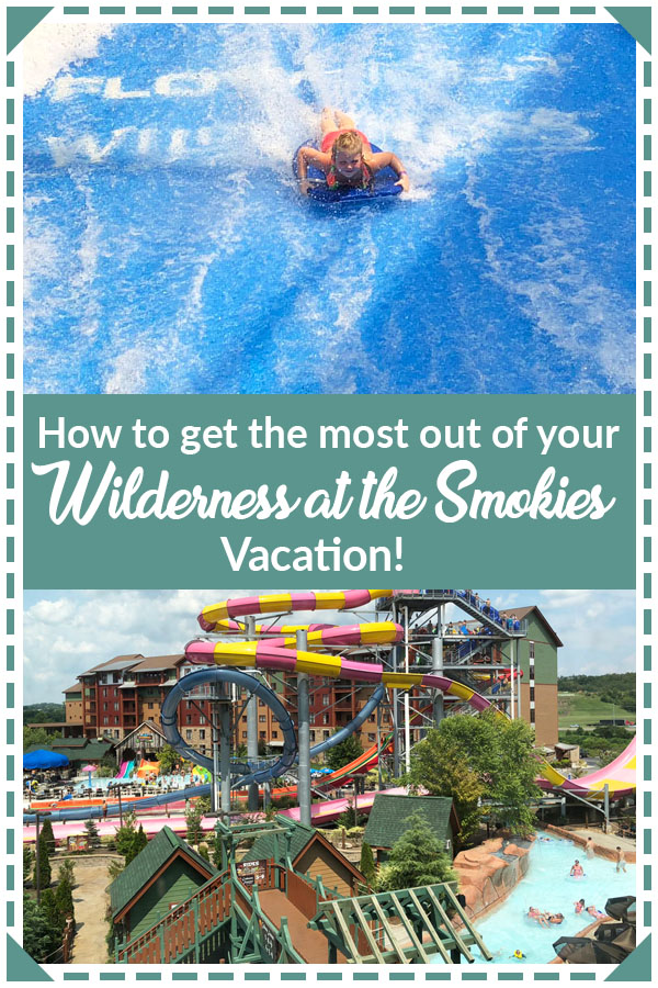Wilderness at the smokies review