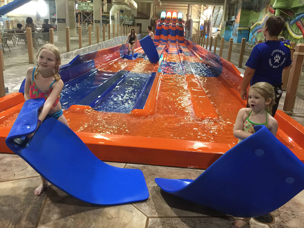 Halloween at Great Wolf Lodge