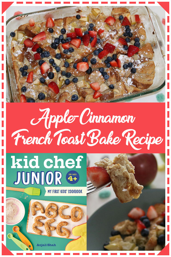 Apple-Cinnamon French Toast Bake